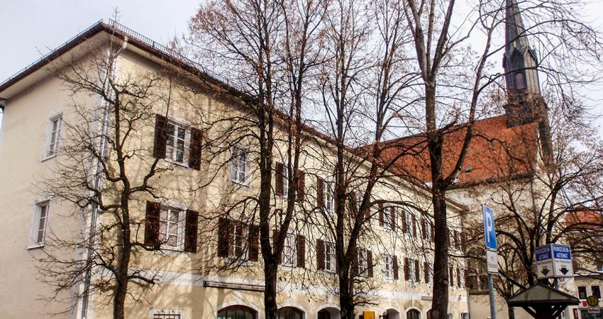 Klosterkirche Traunstein