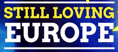still loving europe
